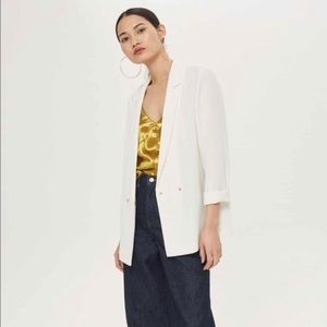 TopShop Double Breasted Blazer/Jacket 12
